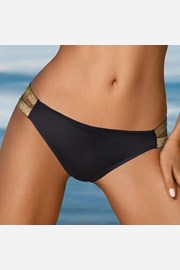 Slip costum de baie Grace black