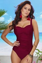 Jednoczęściowy kostium kąpielowy Carmen