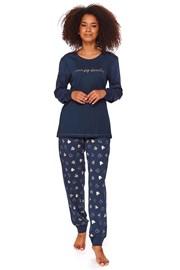 Dámske pyžamo Alex modré