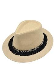 Damski kapelusz Panama