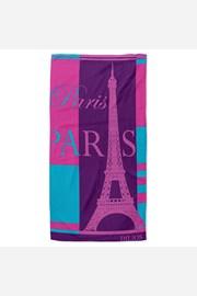 Ręcznik plażowy Paryż