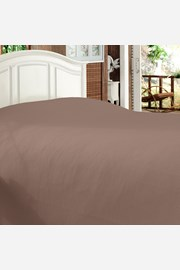 Cuvertura de lux pentru pat Bamboo, maro