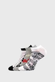 3 PACK dámskych ponožiek Piki 51
