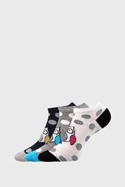 3 PACK dámskych ponožiek Piki 62