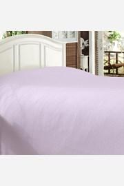 Bamboo luxus ágytakaró, levendula