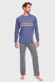Niebieska piżama Randy