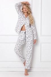 Serene flanel női pizsama