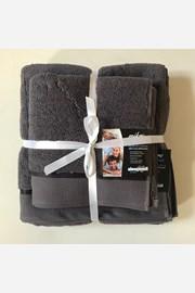 Darčeková súprava uterákov mikrobavlna antracitová