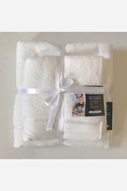 Darčeková súprava uterákov mikrobavlna ecru