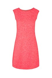 Дамска розова спортна рокля LOAP Mamba