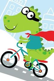 Dziecięcy ręcznik Krokodyl