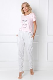 Dámske pyžamo Trixie dlhé