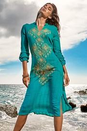 Plážové šaty Bruna Green