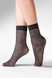 Viva női necc zokni