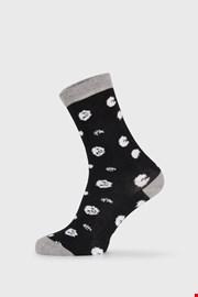 Дамски чорапи BlackWhite черни