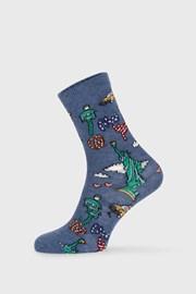 Dámske ponožky Fun New York