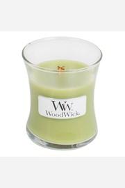 WoodWick sviečka Fern malá