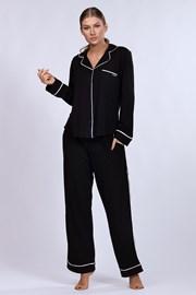 Damska piżama DKNY Black
