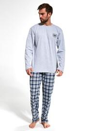 Šedé pyžamo Yukon