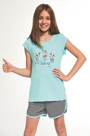 Пижама за момичета Zebra