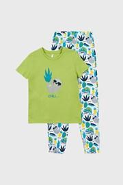 Детска пижама Lenochod
