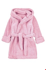 Dječji ogrtač ružičasti