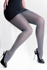 Hlačne nogavice Microfibre plus size 60 DEN