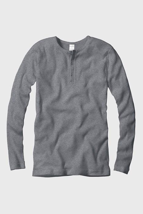 Bluza barbateasca CECEBA, material cu striatii
