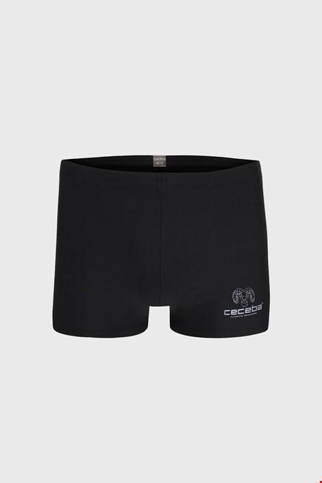 Čierne kúpacie boxerky Rio
