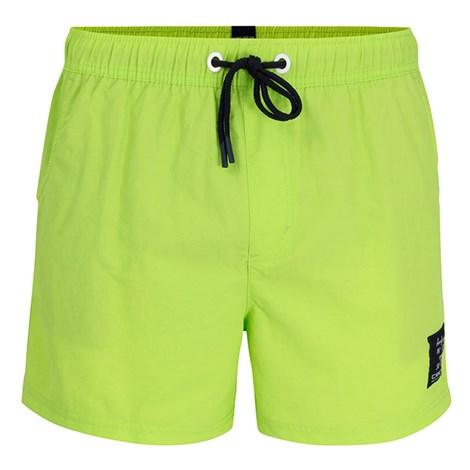 Pánske kúpacie šortky Neon Green