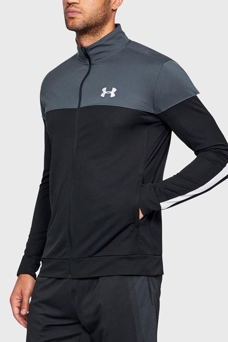 Черно-сиво спортно горнище Under Armour