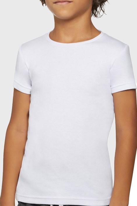 Памучна тениска за момчета Simple