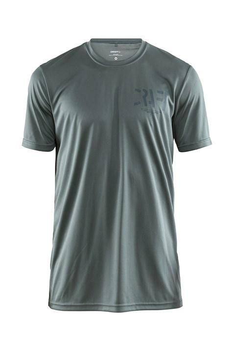 Muška majica CRAFT Eaze Graphic zelena