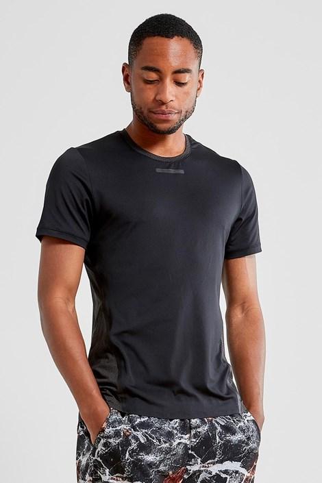 CRAFT Vent Mesh SS férfi póló, fekete