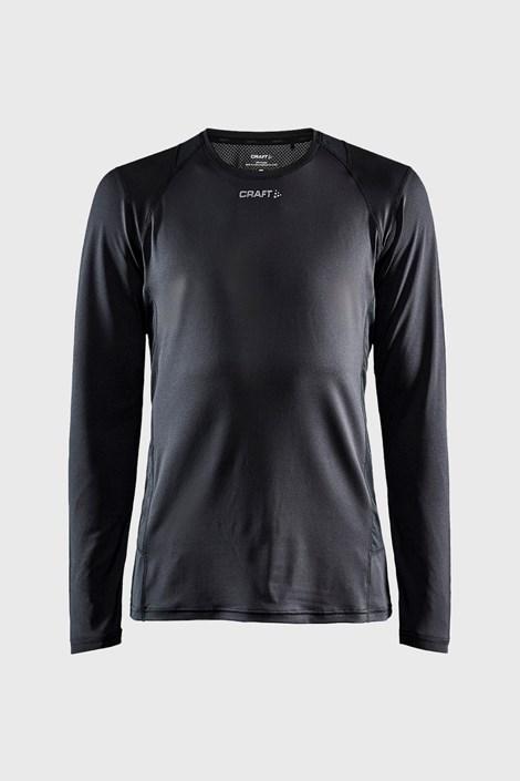 Czarna koszulka z długim rękawem CRAFT ADV Essence