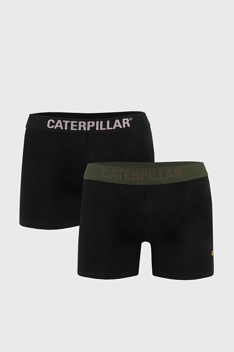 2 PACK boxeri CAT, negru