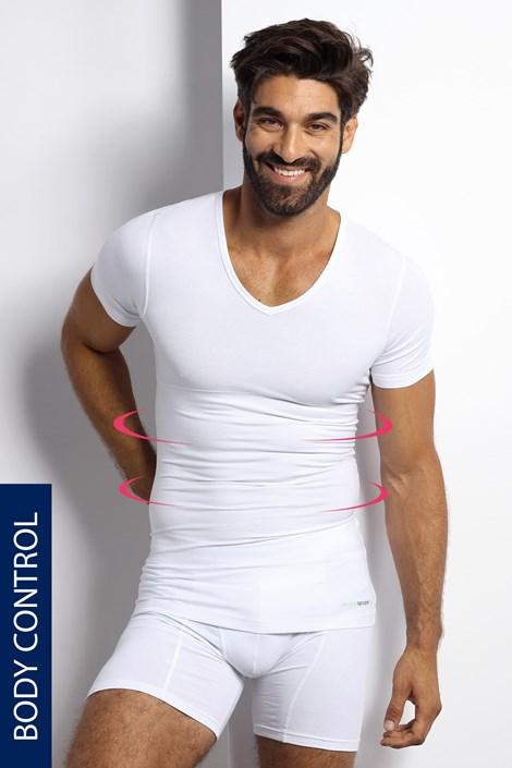 Majica za oblikovanje postave z v-izrezom