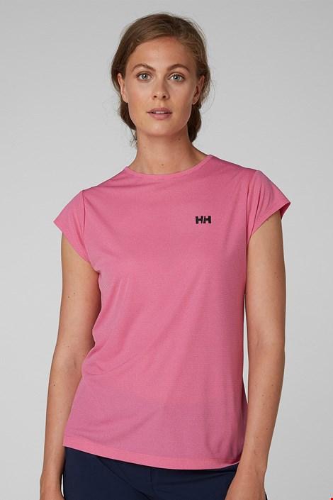 Helly Hansen női sport póló, rózsaszín
