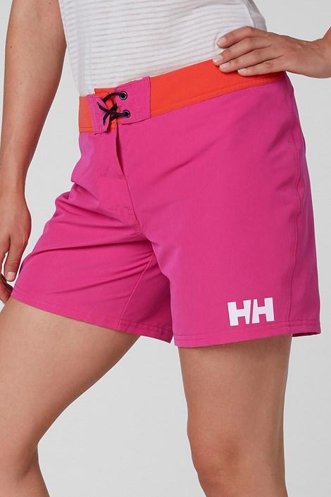 Дамски розови спортни панталонки Helly Hansen