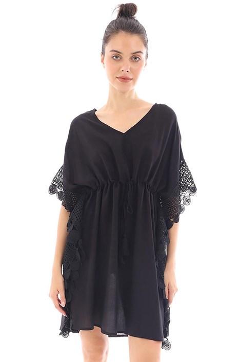 Angela strandruha, fekete