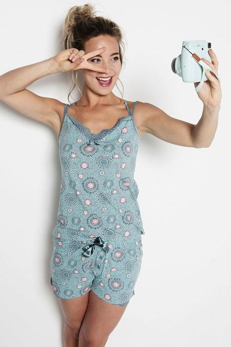 Pijama dama Circles