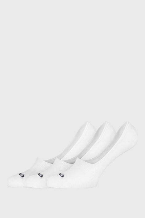 3 PACK λευκές κάλτσες FILA Ghost