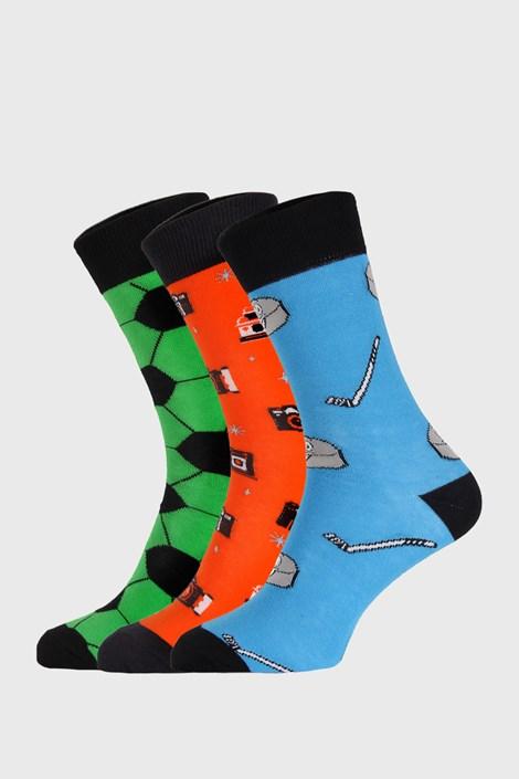 3 ПАРИ шкарпеток Bellinda Sport