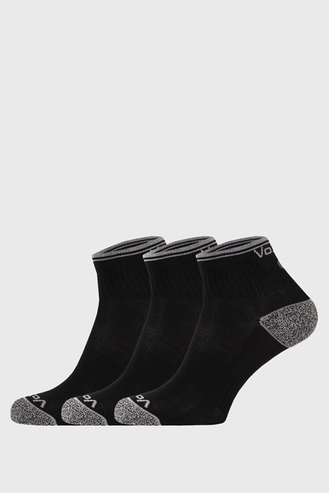 3 pack спортни чорапи Ray черни