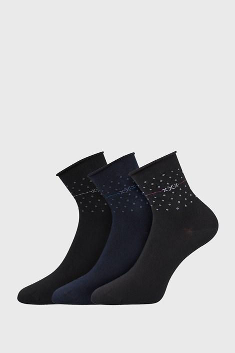3 PACK dámských ponožek Flowi