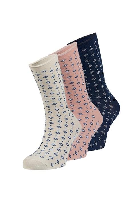 3 pack dámskych ponožiek Timbel