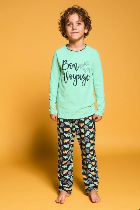 Pijama baieti Bon Voyage