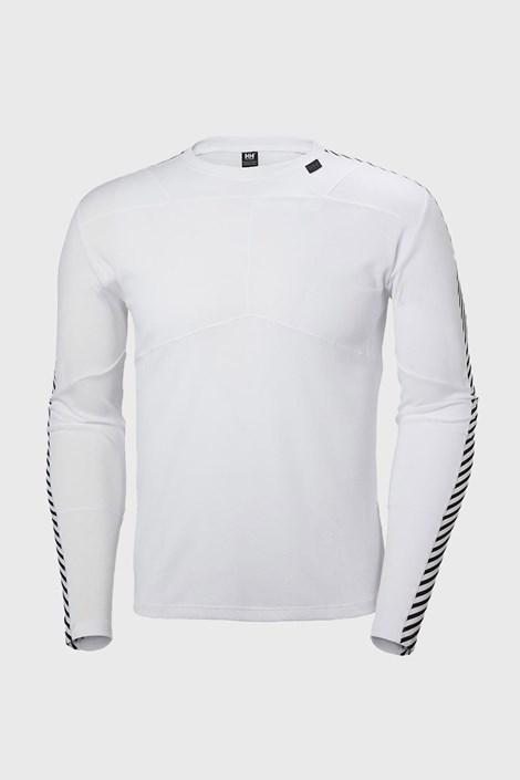 Biały T-shirt z długimi rękawami Helly Hansen