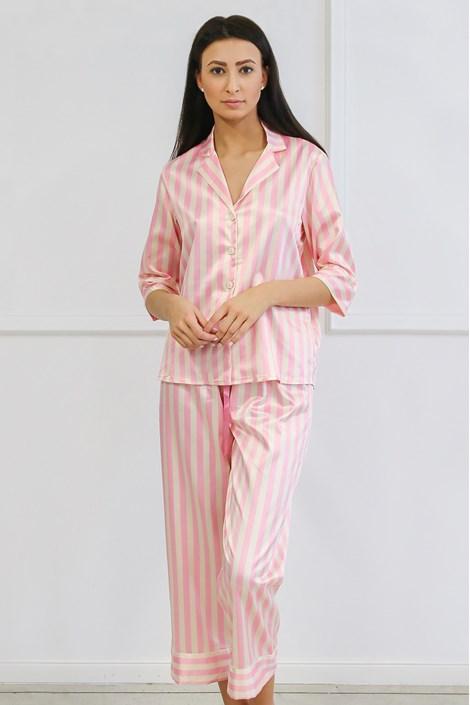 Дамска пижама Ashley дълга