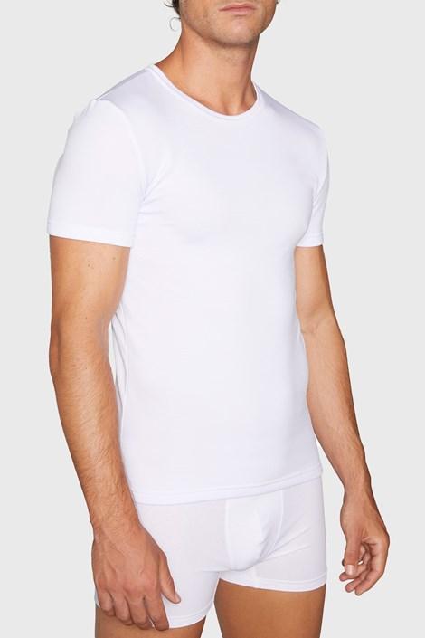 Biele termo tričko Short basic